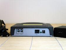 Cisco ATA186-I2-A ATA-186 Analog Telephone Phone Telefon Fax Adaptor Adapter