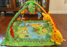 Fisher-Price Rainforest Music & Lights Deluxe Gym for Infants Babies