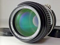 [Near Mint] Nikon AI Nikkor 105mm f/2.5 Portrait MF Prime Lens from Japan JP SLR