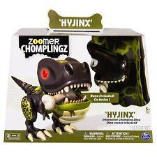 Zoomer Chomplingz - Hyjinx Interactive Dinosaur Games Catch Bone Goard Mode #462