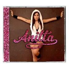 ANITTA CD = ANITTA 1ST ALBUM funky melody BRAZIL 14tks anita SHOW DAS PODEROSAS!