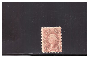 US SC. R28c .05 CENT PLAYING CARD STAMP USED  CAT. $40.00 #4 PG33