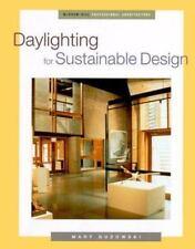 Daylighting For Sustainable Design Guzowski Architect LEED lighting green Light