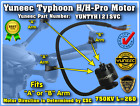 Yuneec Replacement Motor: Typhoon H/H-Pro YUNTYH121SVC