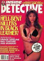 5 Detective Magazines Jersey's Sex Killer Savage Screwdriver Raging Oddball