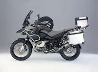 PANNIER LINER BAGS FOR BMW R 1200 GS & F 800 GS ADVENTURE