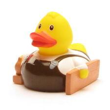 Tischler Ente Badeente-Gummiente-Quietscheente-Quietscheentchen-Plastikente