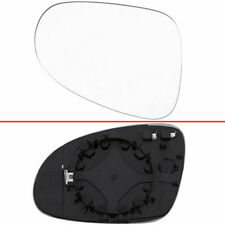 Front Right Side View Mirror Glass W/ Heated for VW Golf/R32/GTI/Rabbit 06-2007