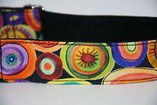 """1 1/2"""" Inch Martingale, Whippet, Greyhound Collar"""