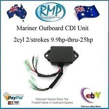 A Brand New RMP CDI Unit Suits Mariner 9.9hp-thru-25hp 2cyl 2/Stroke # R 43077M