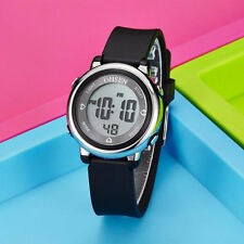 AXH OHSEN Men Women Digital Watches Children Sports Watch Waterproof Wristwatch