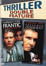 Frantic Presumed Innocent 0883929019014 DVD Region 1 P H