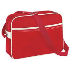 BagBase Original Airline Messenger Bag (12 Litres) (RW2571)