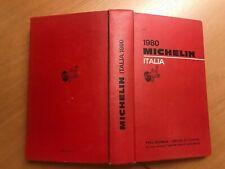Guide Michelin Italia 1980