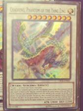 Limited Edition-Gl Super Rare GLAS-ENSE1 YGO-1x-Near Mint-Phantom of Chaos