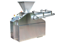Volumetric Dough Divider Rounder For Bakery / Pizza , See Video Inside