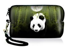 new panda Digital Camera Carry Bag Case Cover Pouch For Canon Sony Nikon Samsung