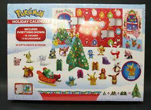 NEW Pokemon Holiday / Advent Calendar 24 Gifts Pokémon - Ships FAST