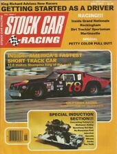 STOCK CAR RACING 1978 JUNE - PEARSON, AJ, SMOKEY, ALKY, Petty, Shampine