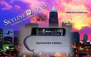 Sky Controller 2 Battery Parrot H.D. Edition  (for black joystick controller)