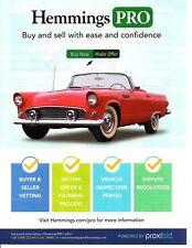 1955-1956-1957 FORD THUNDERBIRD  ~  NICE AD