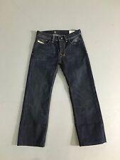Mens Diesel 'LARKEE' Jeans - W26 L26 - Dark Navy Wash - Great Condition