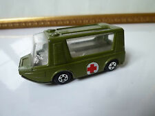 Mini Mira Stretcha Fetcha Ambulance Made in Spain