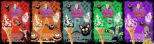 ICE CREAM VAN STICKERS  HALLOWEEN SPECIALS X5 6 Inch In Height