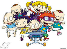 RUGRATS COMPLETE + ALL GROWN UP + ALL MOVIES + SPECIALS DVD