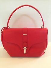 BALENCIAGA NWT Red Tube Satchel  ($1625)
