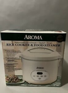 Aroma Housewares ARC-930 20-Cup Cooked Sensor Logic Rice Cooker and Food Steamer