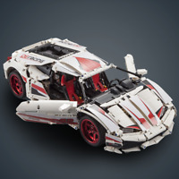 Custom Technic Huracan Car 42056 42083 Building Blocks Bricks MOC 1970 Parts