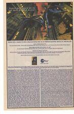 2002 Batman Movie On-Star Promo Advertisement