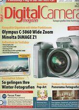 Zeitschrift DigitalCamera Magazin Heft 03 / 2004
