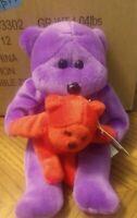 Plushland March Of Dimes Teddy Bear
