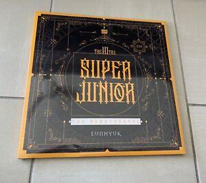 SUPER JUNIOR 10th ALBUM RENAISSANCE EUNHYUK VERSION SEALED