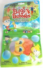 Zing Big-A-Bubble Make Bigger Bubbles BB615 With Solution