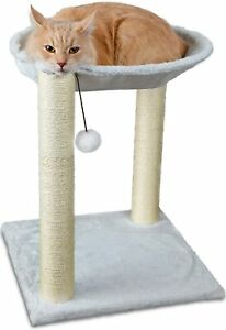 Cat Tree Play Tower Bed Furniture Scratch Post Toy Hammock Rest Ball