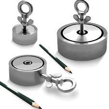 Suchmagnet Neodym Magnet Bergemagnet bis 1200Kg 2-fach NdFeB Magnetfischen
