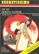 OS 117 QUINTO POTERE - JOSETTE BRUCE