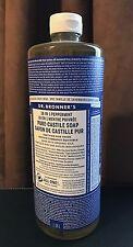 Dr Bronner's Peppermint Castile Soap 1.18L/40 Fl Oz