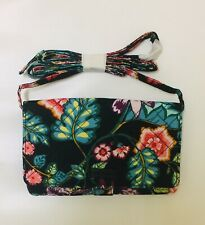 BNWT Vera Bradley Iconic In Vines Floral All Together Crossbody Purse