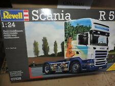 REVELL 1/24th SCALE SCANIA R 500 TRUCK  KIT # 07528