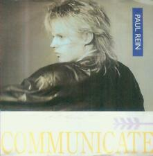 "7"" Paul Rein/Communicate (D)"