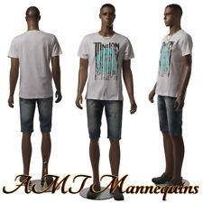 Male African manikin f