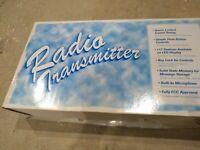 TALKING HOUSE RADIO TRANSMITTER - 5 MINUTE RECORDING MODEL TH IV