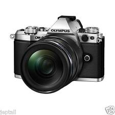 "Olympus OM-D E-M5 Mark II 12-50mm 16.1mp 3"" Digital Camera Brand New Jeptall"