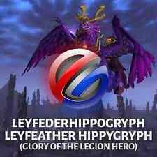 Leyfederhippogryph Ruhm des Helden der Legion Glory of the Legion WoW Legion