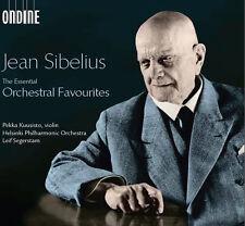 Sibelius / Kuusisto - Essential Orchl Favourites with Photo Album [New CD]