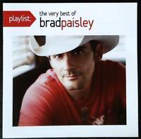Brad Paisley – Playlist: Brad Paisley 88875 14831 2 US CD